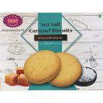 sea salt caramel biscuits