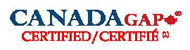 CanadaGAP Certified